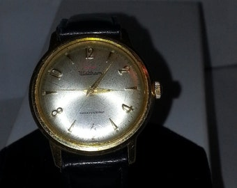 Vintage Waltham 7 Jewel Shockresistant Watch