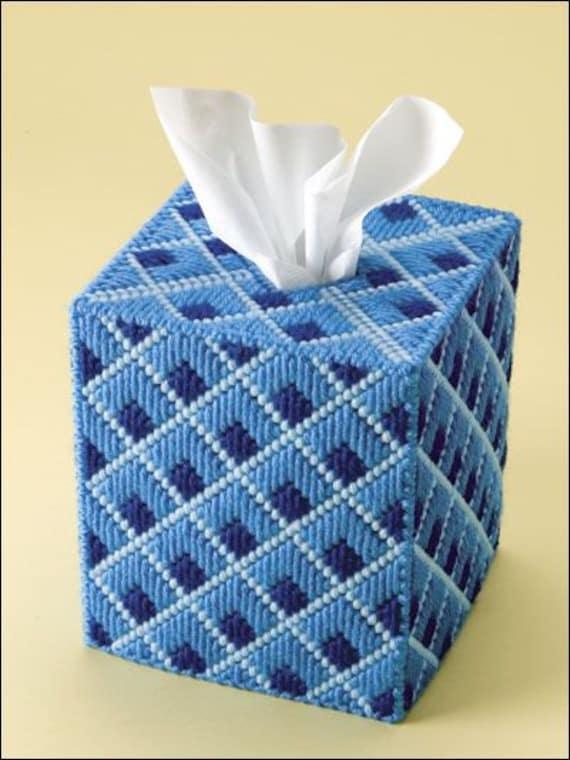 Beautiful Tissue Box Cover Diamonds Boutique By