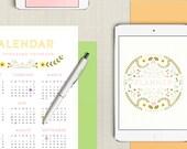 SALE!! 2014-2015 Planner & Daily Agenda, Calendar, Organizer