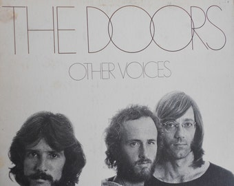 The Doors- Other Voices - vinyl record  sc 1 st  Etsy & Doors records | Etsy