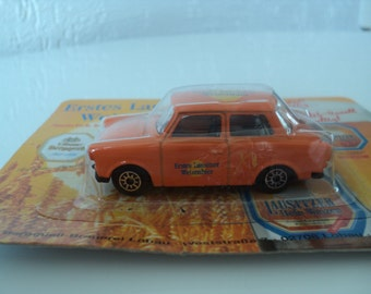 East German Trabant / Trabbi toy car