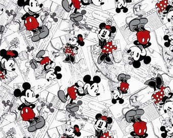 Vintage Mickey And Minnie Mouse Wallpaper