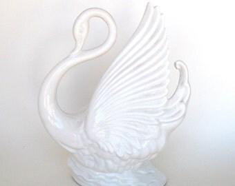 Maddux of California Unwired Swan TV Light
