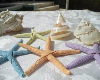 Custom Starfish Place Card Holders 10