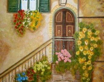 Doorways of Tuscany, Series