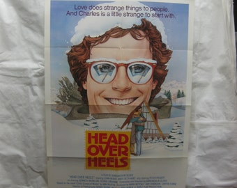 Head Over Heels 1979 Movie Poster mp054
