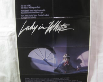 Lady In White 1988 Movie Poster mp140
