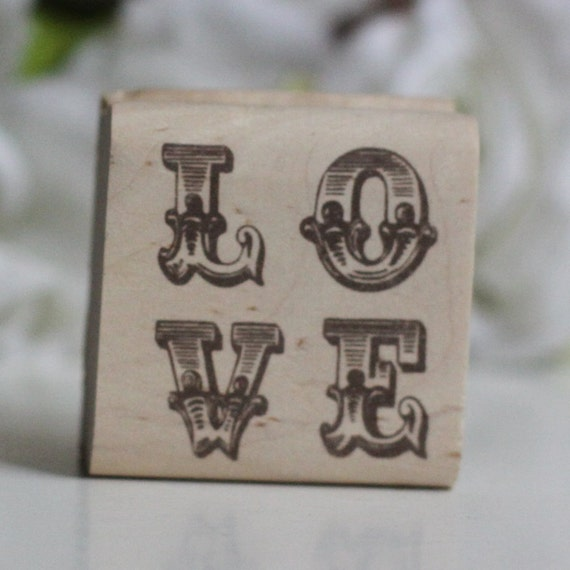 Wedding rubber stamp love stamp gift tag stamp packaging for Wedding dress rubber stamp