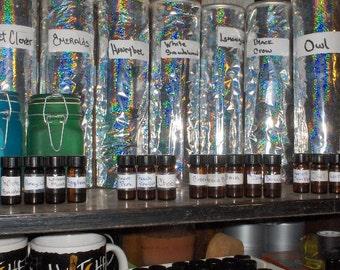 Gingered Honey Incense in bundles of 15, sampler packs, 50/50 split orders or custom bulk orders too
