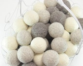 Laundry Wool Dryer Balls (You Pick Quantity, Color and Scent) - Made in Canada! Dry your laundry faster and save electricity and money!