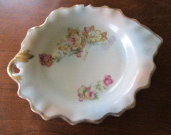 Vintage Kalk German Porcelain Dish