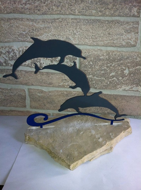 metal dolphins home decor popular items for dolphin home decor on etsy