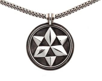 Alchemy - Pendant - Sterling Silver