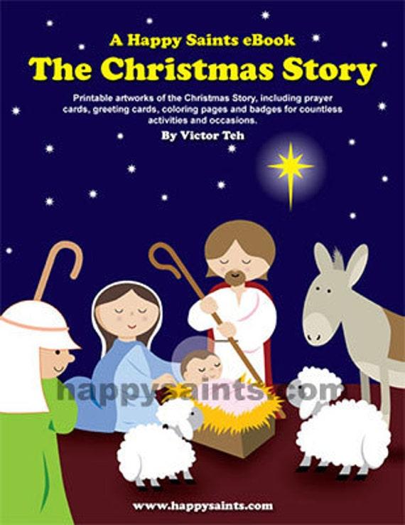 Items similar to Christmas Nativity