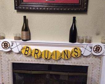 Boston Bruins Banner