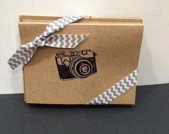 Camera notecards