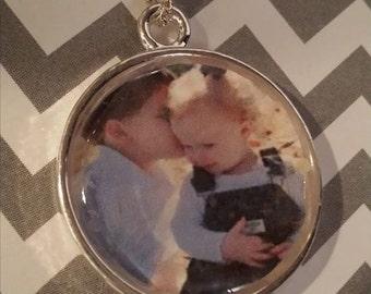 Picture Pendant Personal Photograph Necklace