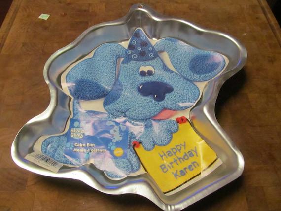 Blues Clues Cake Pan