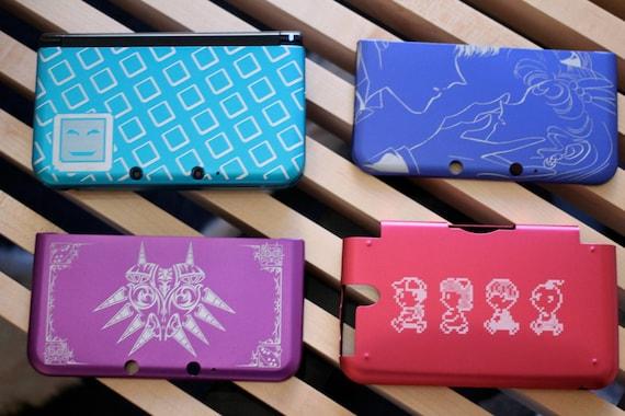 Custom aluminum 3DS / 3DS XL Case