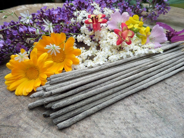 Wild Flowers Incense Sticks Absolute Grade 100 Natural