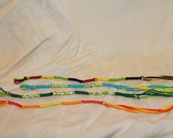 Hippie Wrap Friendship Bracelet