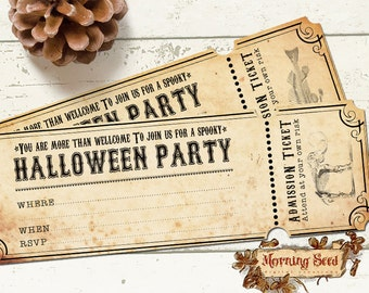 ticket party invitations printable radiovkmtk