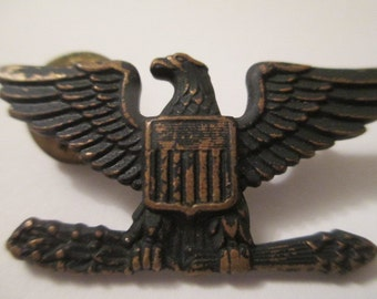 Military Pin  (Old)