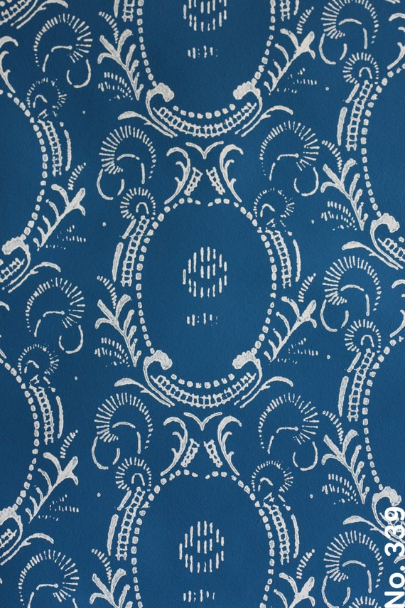 No 339 Patterned Paint Roller From Deerblue