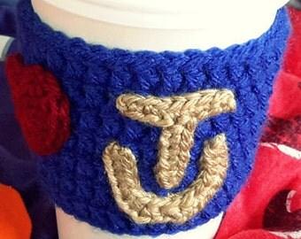 Crocheted TU Cozy