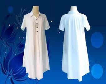 Dress Loose/Summer dresses/Maternity dress/ maxi summer dress Plus Size XS - 5XXL