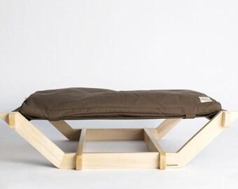 "Medium rectangular hammock ""Lounger"""