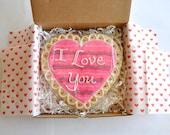 Sweet Heart Cookie Gram...