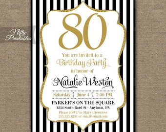 80 Birthday Invitations was very inspiring ideas you may choose for invitation ideas