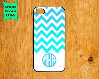 iPhone 6/6S Plus Case, iPhone 6/6S Case, Chevron Pattern Monogram iPhone 5s Case, iPhone 5c Cover, iPhone 4 4s Cases,iPhone SE Case