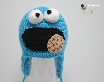 Beanie Triki (monster cookies).