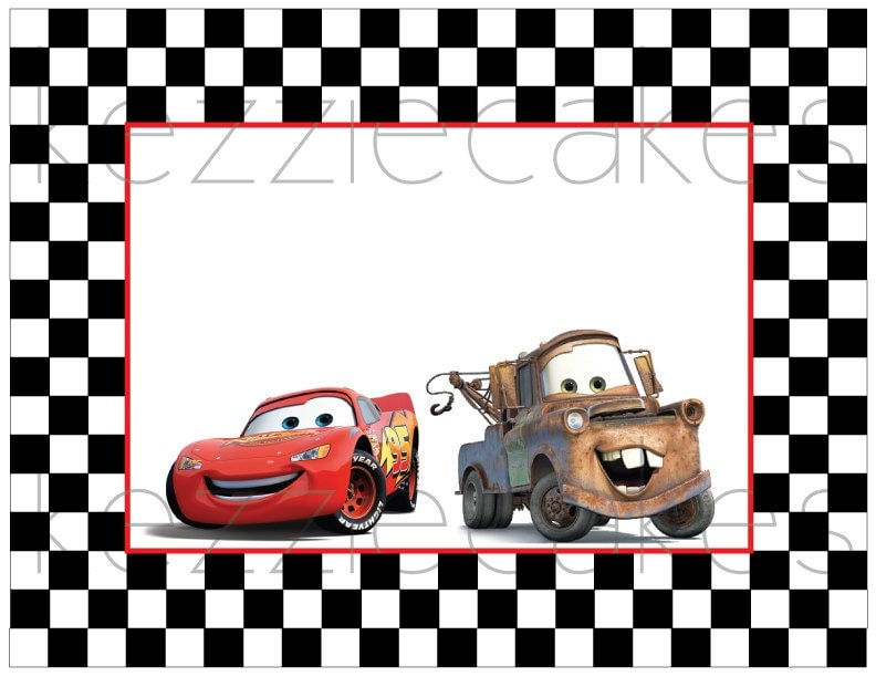 Disney Cars Invitation was awesome invitation template