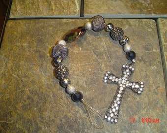 Hand Crafted Elegant Cross Hanging