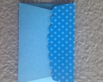Small Scalloped Envelope and Note Set