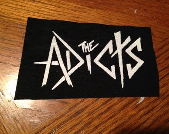 The Adicts Punk Patch