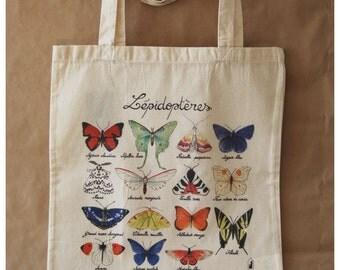 Lepidopterae - Tote bag