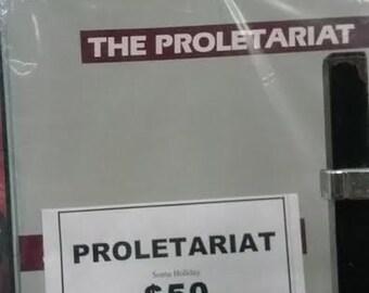 Proletariat soma Holiday  LP Taang Records
