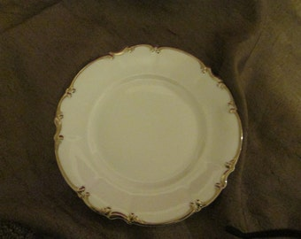 Hutschenteuther Bread and Butter Plate #8045