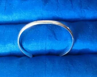 Sterlng Silver Baby Bracelet