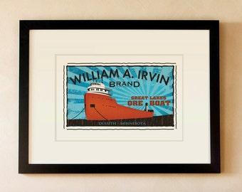 William A. Irvin