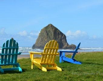Adirondack Chairs 8x10