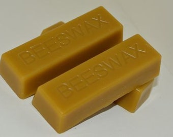 2 Beeswax Blocks