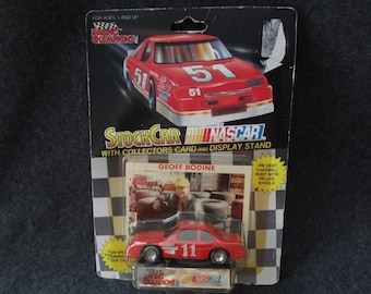 Geoff Bodine 1/64 die cast Nascar Stock Car