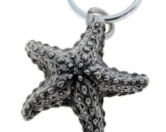 Starfish Keychain, Sea Star