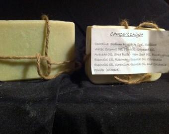 Camper's Delight Soap