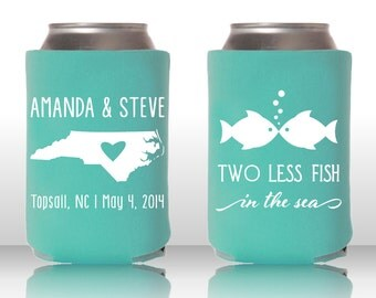 Popular items for less on etsy for Two less fish in the sea